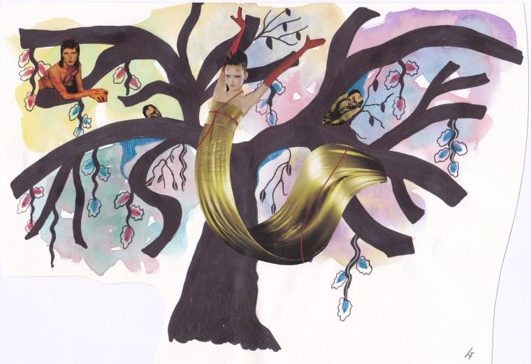 TREE SPIRITS_4 GOLD